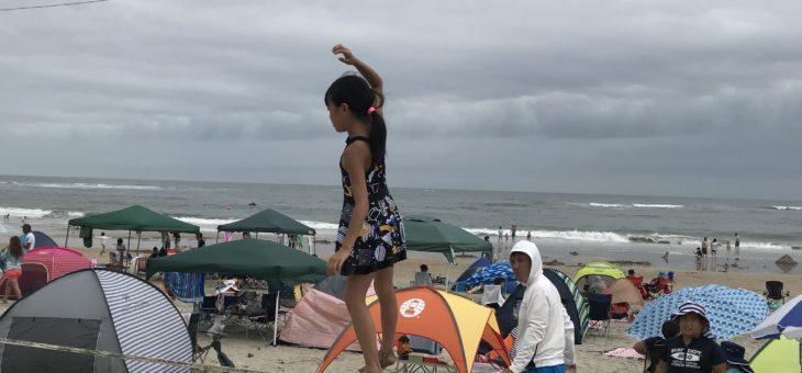 久慈浜海水浴