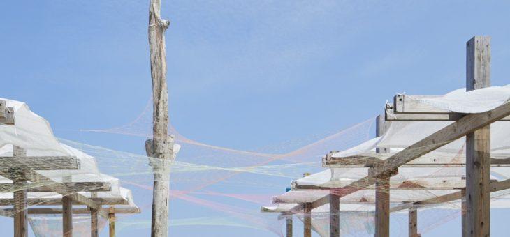 夏の久慈浜でのイベントを終えて